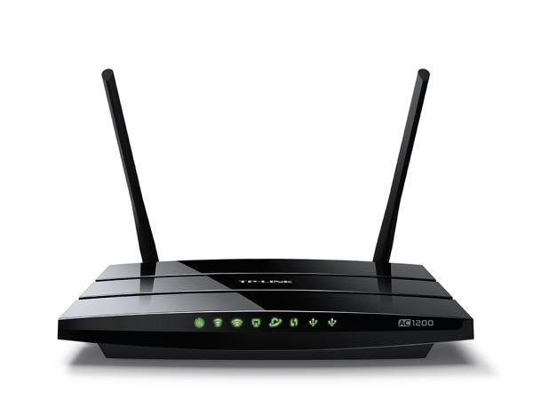TP-Link Archer C5 AC1200 Wireless Dual Band Gigabit Router WiFi Rūteris