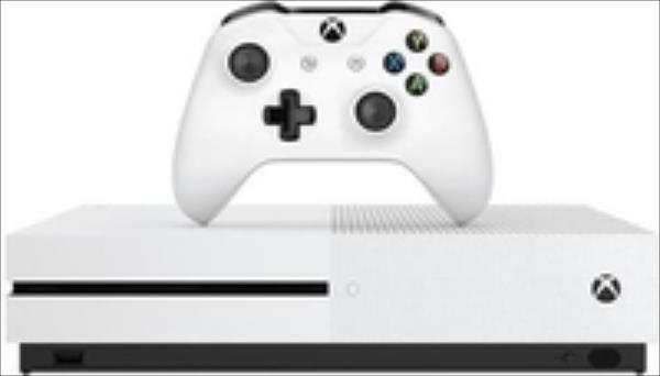 Microsoft XBox One S 1TB + FIFA 17 spēļu konsole