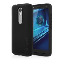 Incipio DualPro Case | Motorola Moto X Force | black | (MT-367-BLK) maciņš, apvalks mobilajam telefonam