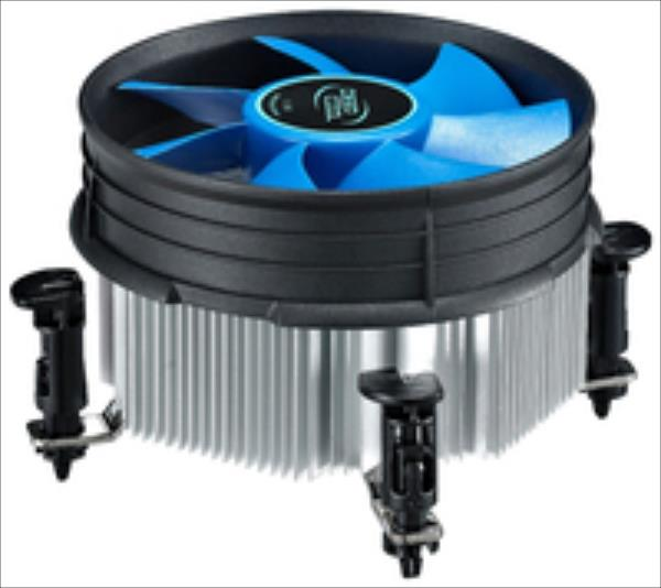 Deepcool Theta 21 socket 115x, 92mm fan whit PWM, 95 W, Intel dzesētājs, ventilators