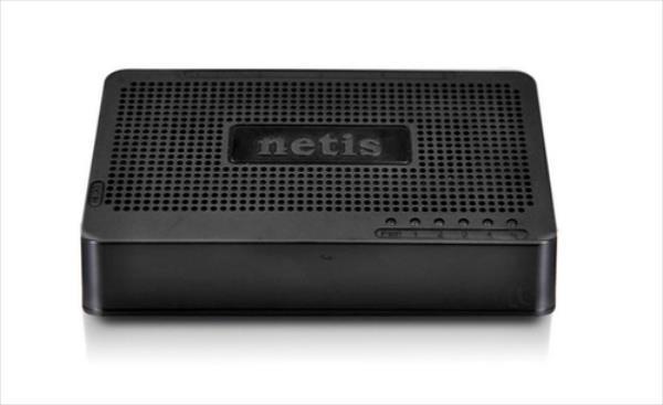 Netis Switch Desktop 5-port 100MB komutators