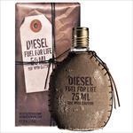 Diesel Fuel for life 75ml Vīriešu Smaržas