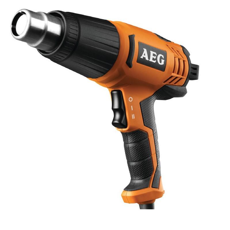 AEG HG560D 1500W celtniecības fēns