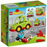 LEGO Duplo Rally Car 10589 LEGO konstruktors