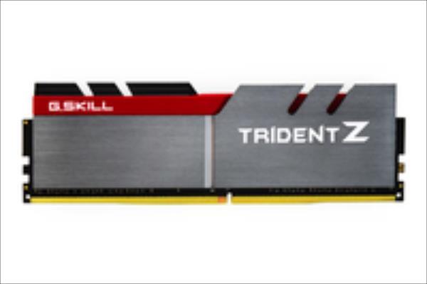 DDR4 16GB PC 3000 CL14 G.Skill KIT (2x8GB) 16GTZ Trident Z operatīvā atmiņa