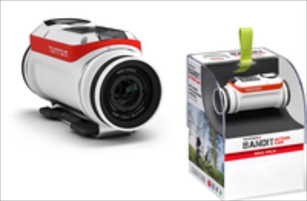 TomTom Bandit Bike Pack sporta kamera