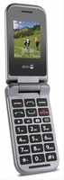 Doro PhoneEasy 609 steel Mobilais Telefons