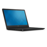 Notebook Dell Inspiron 3552 N3710 4GB 15 6  HD 500GB HD 405 Win10 Black 2Y Portatīvais dators