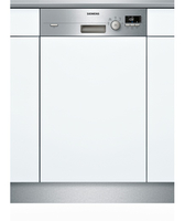SR55E506EU Siemens Dishwasher Iebūvējamā Trauku mazgājamā mašīna