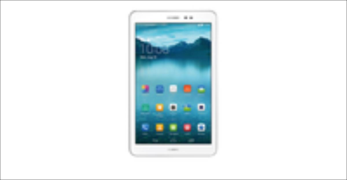 Huawei MediaPad T1 8.0 Tablet 3G 16GB Android 4.4 White Planšetdators