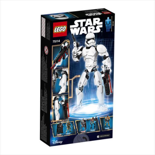 LEGO First Order Stormtrooper  75114 LEGO konstruktors