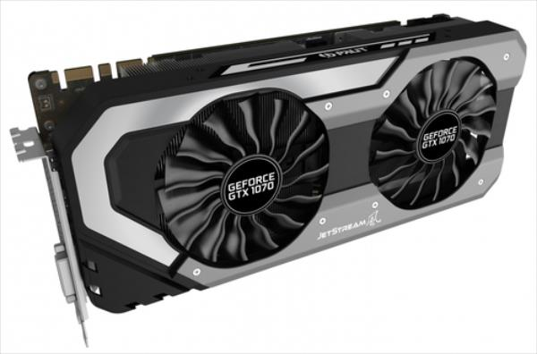 PALIT GTX1070 JetStream 8GB DDR5 256BIT DVI/3DP video karte