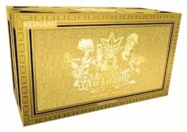 Yu-Gi-Oh  Legendary Decks II galda spēle