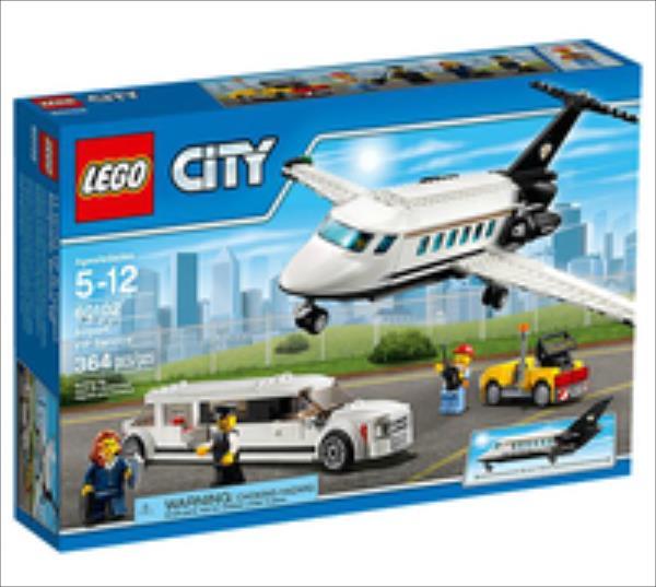 LEGO Airport VIP Service V29  60102 LEGO konstruktors