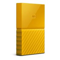 External HDD WD My Passport 2.5'' 1TB USB 3.0 Yellow Ārējais cietais disks