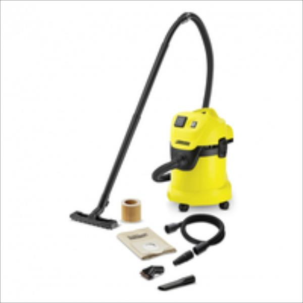 Vacuum cleaner Karcher WD3 P | 1.629-882.0 (old model MV3) Putekļu sūcējs