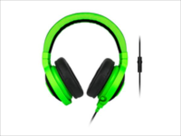 Razer Kraken Pro 2015 - Analog Gaming Headset - FRML (Green) austiņas