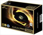 FSP AURUM PRO 1000W 90+ (80PLUS GOLD)/ Modular/ True Single Barošanas bloks, PSU