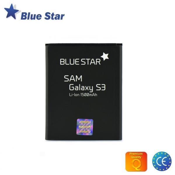 BlueStar Akumulators Samsung I9300 I9301 Galaxy S3 Neo Li-Ion 1500 mAh Analogs EB-L1G6LLUC akumulators, baterija mobilajam telefonam