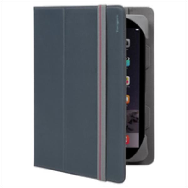 Targus Fit N Grip 9-10' Universal Case Grey Planšetes aksesuāri