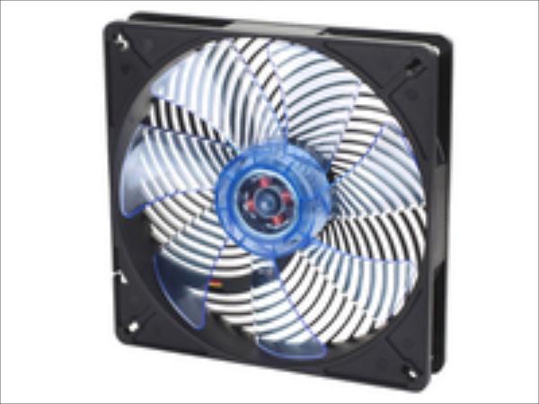 Silverstone 140mm Fan AP141 UV Air Penetrator dzesētājs, ventilators