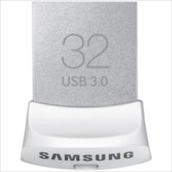 SAMSUNG FIT 32GB Micro USB3.0 Grey USB Flash atmiņa