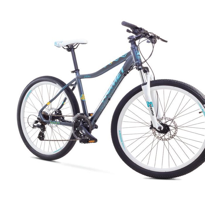 ROMET JOLENE 26 3 MTB 17-M R26 GRAFĪTS kalnu velosipēds MTB