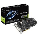 Gigabyte GeForce GTX 960, 4GB GDDR5 (128 Bit), HDMI, 2xDVI, 3xDP video karte