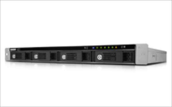 NAS QNAP TS-451U-1G 4x0HDD 1GB   2,4GHz 2xLAN 4xUSB3.0