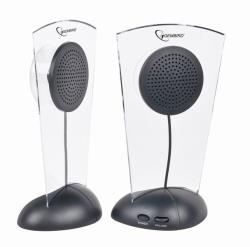 Gembird USB Stereo Speakers 2.0 System | 2x0,3W RMS | Backlight datoru skaļruņi