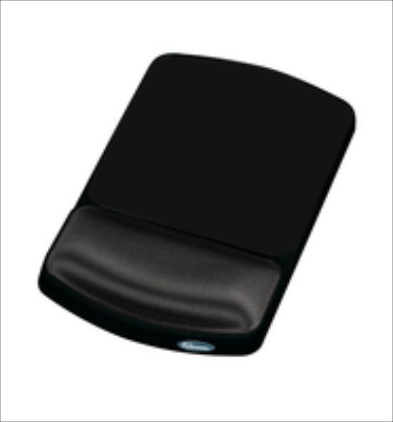 FELLOWES Gel wrist & mousepad - KGaphite peles paliknis