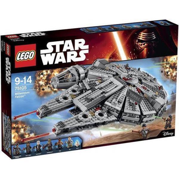 LEGO Millennium Falcon V29  75105 LEGO konstruktors