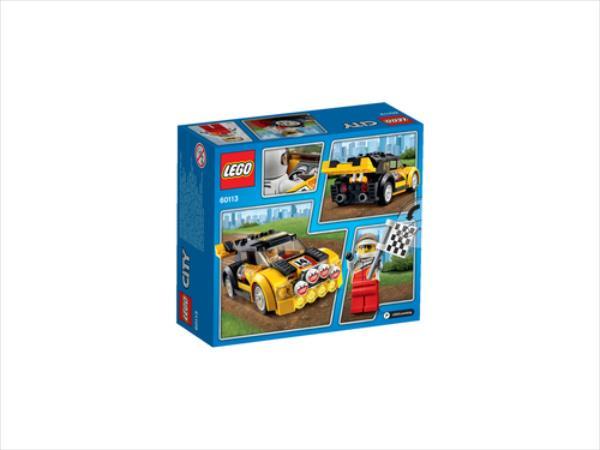 LEGO City Rally Car      60113 LEGO konstruktors