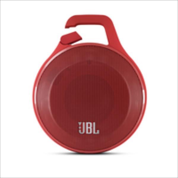 JBL Clip+ Bluetooth Red datoru skaļruņi