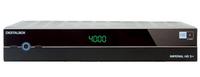 DIGITALBOX DVB-S IMPERIAL HD 5+ (inkl.6 Monate HD+) uztvērējs