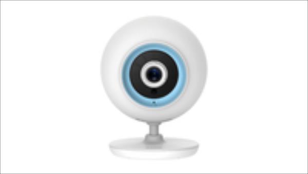 D-Link EyeOn Baby Monitor Junior Plus Mazuļu uzraudzība