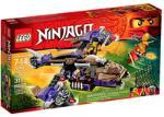 LEGO Ninjago Condrai Cop Attack 70746 LEGO konstruktors