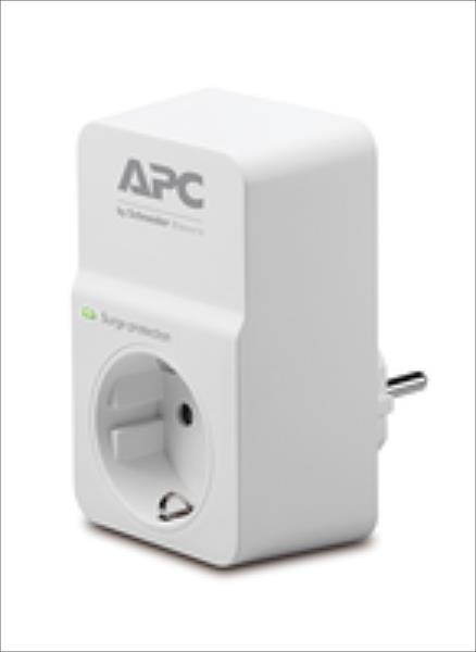 APC Essential SurgeArrest 1 outlet 230V elektrības pagarinātājs