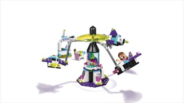 LEGO Amusement Park Space Ride V29 41128 LEGO konstruktors