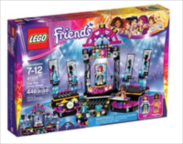 LEGO Pop Star Show Stage 41105 LEGO konstruktors