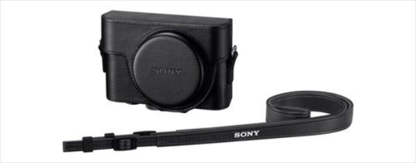 Sony LCJ-RXF (LCJRXFB.SYH) soma foto, video aksesuāriem