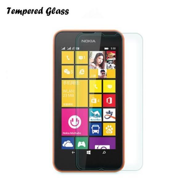 Tempered Glass Extreeme Shock Aizsargplēve-stikls Microsoft 435 Lumia (EU Blister) aizsargplēve ekrānam mobilajiem telefoniem