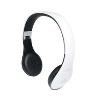 Bluetooth Stereo Headset Logilink White brīvroku sistēma telefoniem