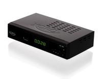Xoro HRK 7660, HD Kabelreceiver, PVR-Ready, schwarz uztvērējs