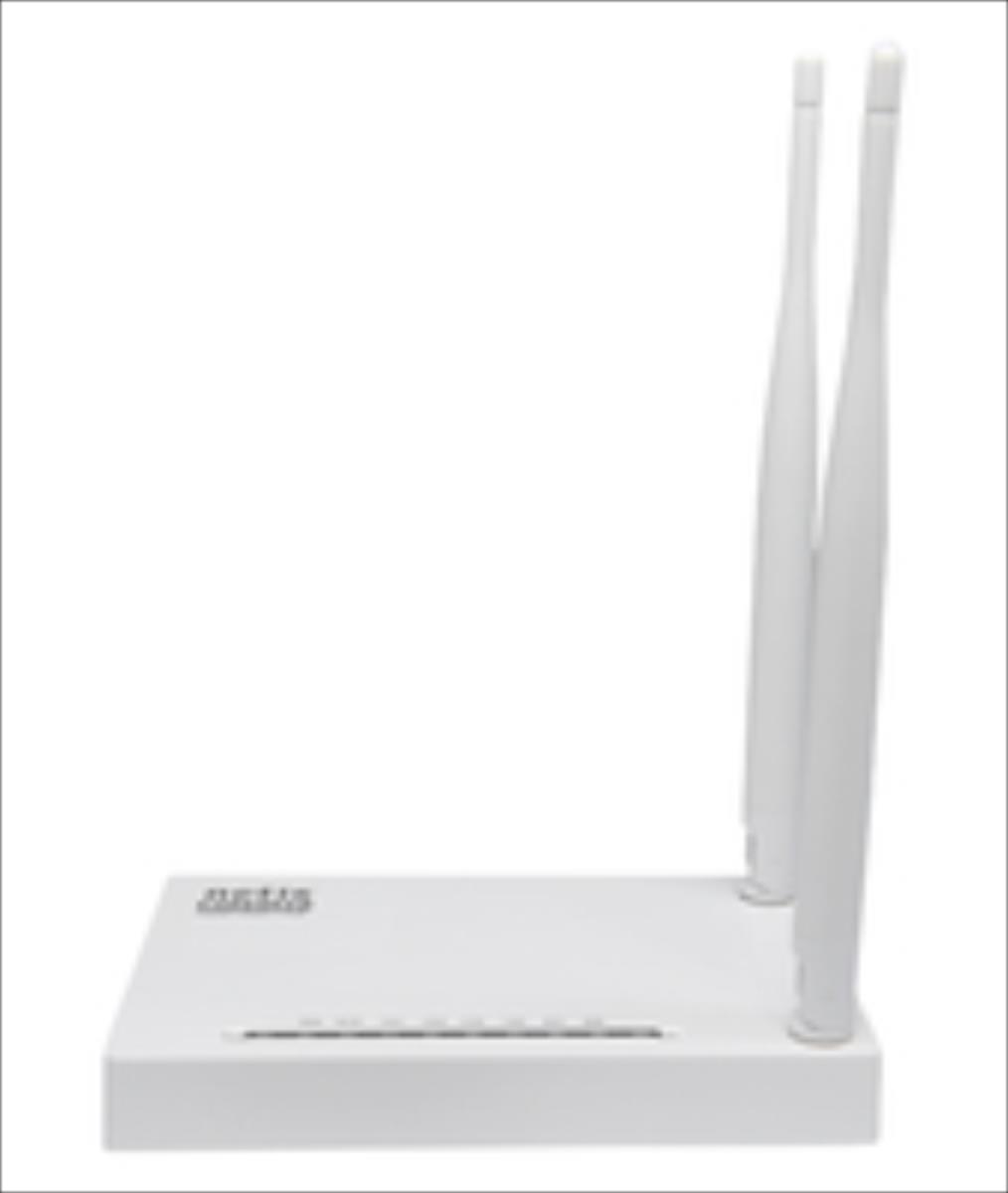 Netis Router WIFI G/N300 + LAN x4, 2x Antena 5 dBi WF2419E WiFi Rūteris
