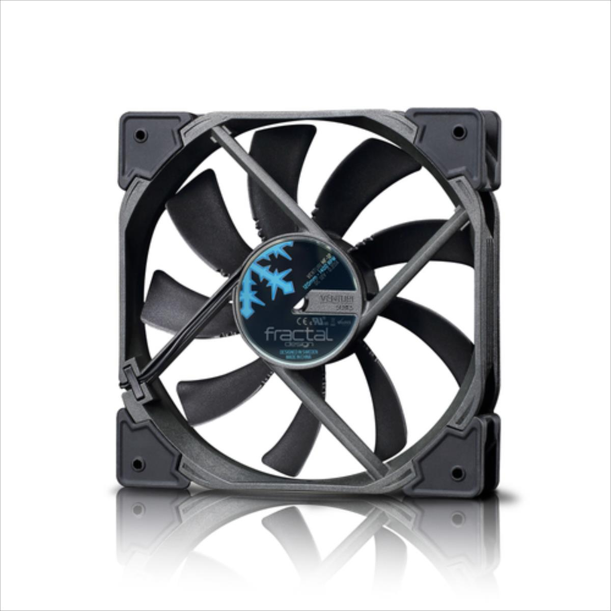 Fractal Design Venturi 140mm fan, PWM ventilators