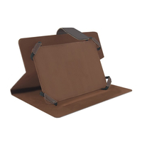 Qoltec Tablet Case High Effective Protection for Tablet 9-10.1'', dark brown soma foto, video aksesuāriem