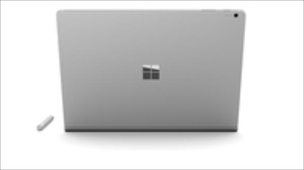 Microsoft Surface Book 512GB (13,5/i7/16GB/WIN10 PRO) Planšetdators