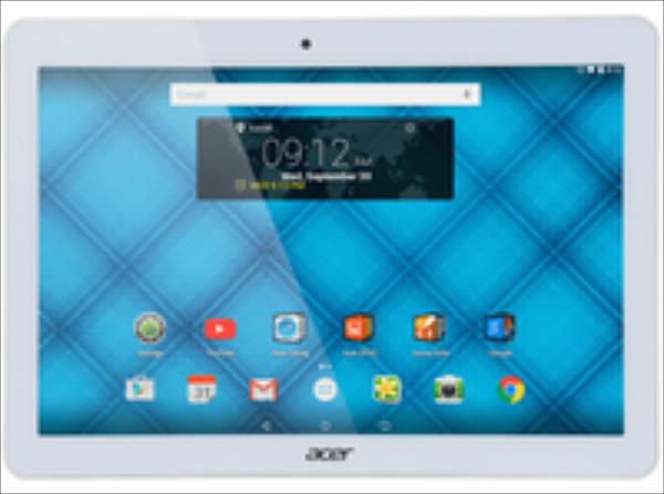 Acer Iconia One 10 B3-A20 25,6cm/MT81638/1GB/16GB Planšetdators
