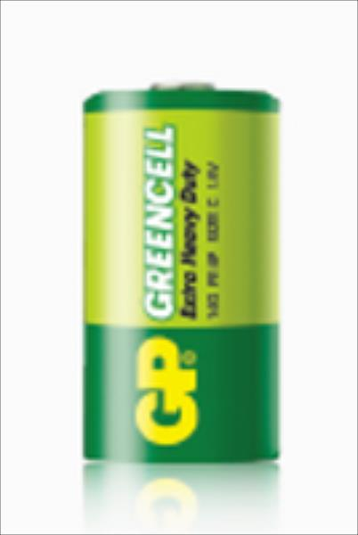 GP Battery GREENCELL C / R14 1.5V (14G-U2) Baterija